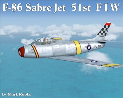 F-86 for FSX