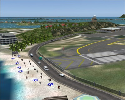 Princess Juliana Int'l Airport