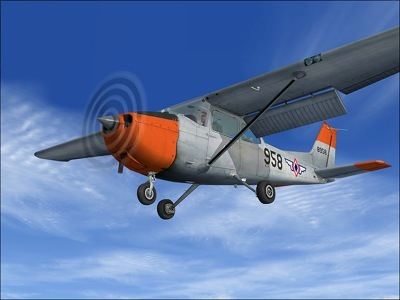 Philippine Air Force T-41 for FSX