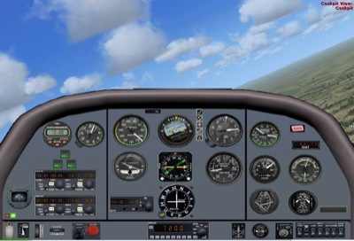 Socata TB 30 Epsilon for FSX