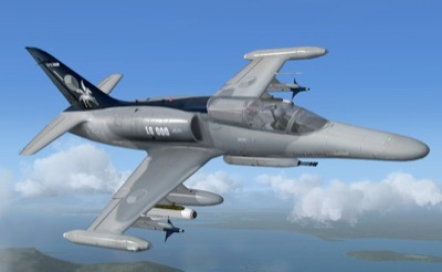 Aero Vodochody L159A for FSX