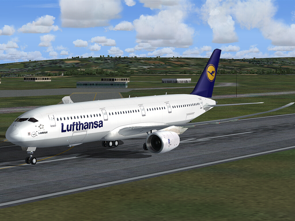 Afs Design Airbus A350 Now Available