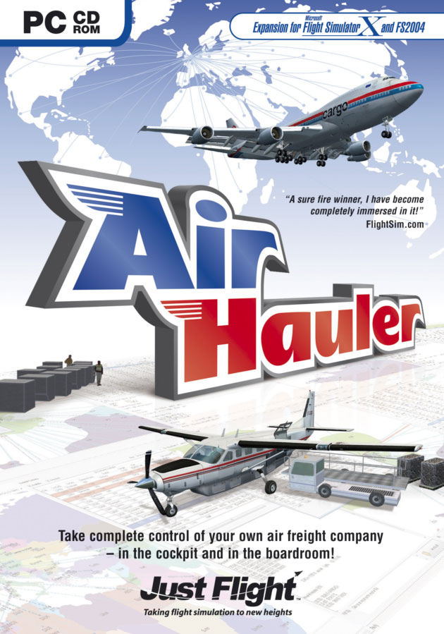 Air Hauler box