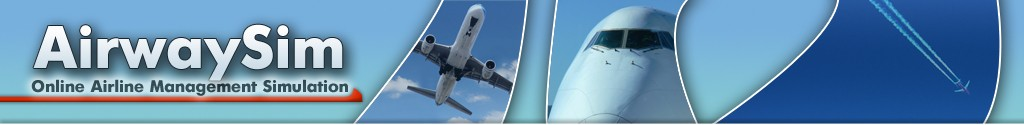 AirwaySim logo