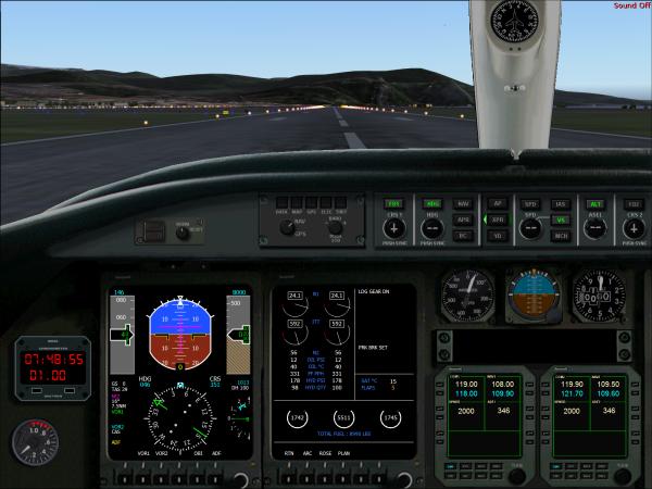 Cessna-Zitat-Platte