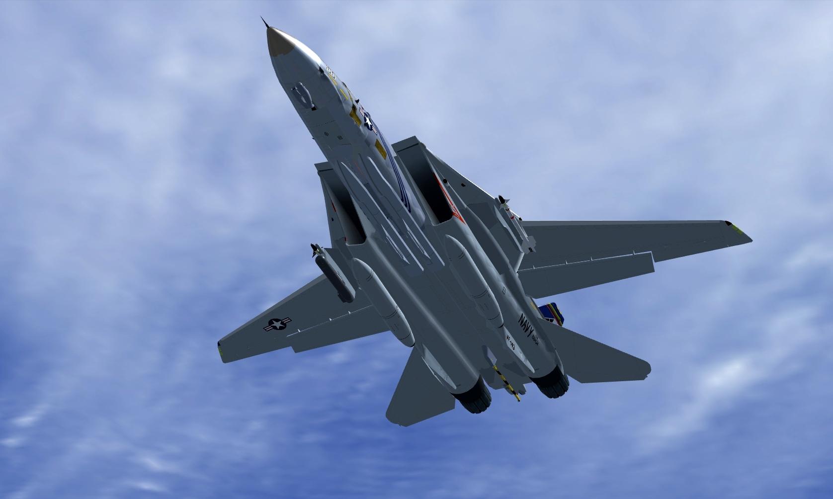 F 14 Super Tomcat Abacus - F-14D Super T...