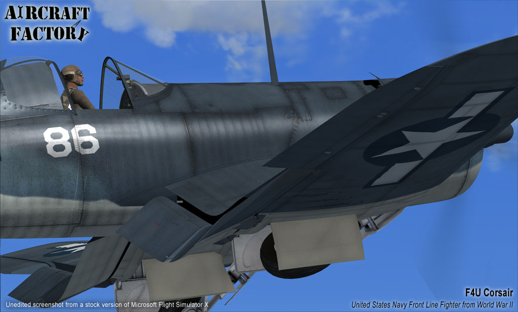 F4U Corsair for FSX