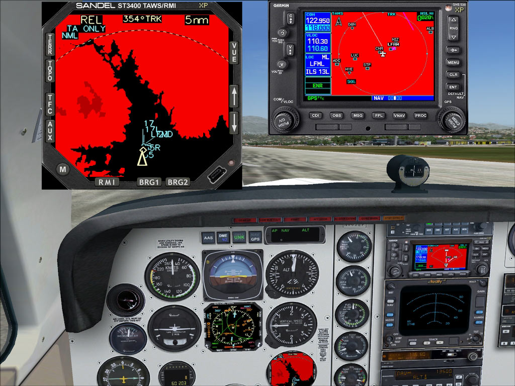 RealityXP 530P for X-Plane