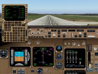 Boeing 747-400 for FS2004