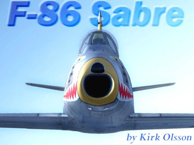 F-86 Sabre for FS2004