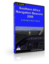 South Africa Navigation Beacons 2009 box