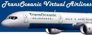 TransOceanic Virtual Airlines logo