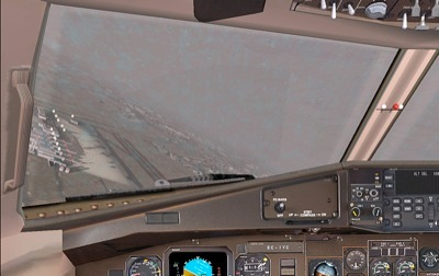 Real rain for FS2004