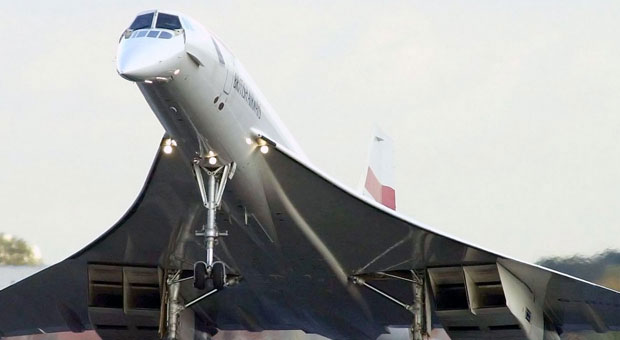 Is the Concorde the Most Loved Airplane of All Time?