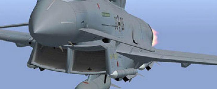 Eurofighter Typhoon Professional 4 Released