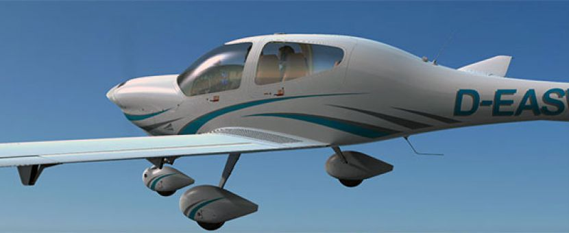 Alabeo Diamond DA40 for FSX Review
