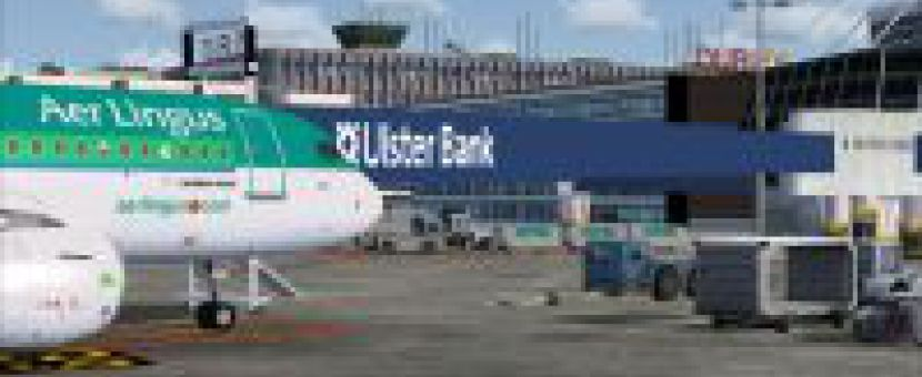 New FSX Scenery for Dublin Airport Released by FWI