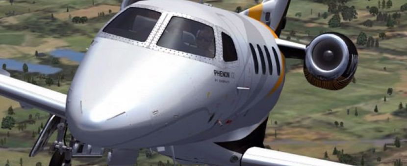 FeelThere Has Released Embraer Phenom 100