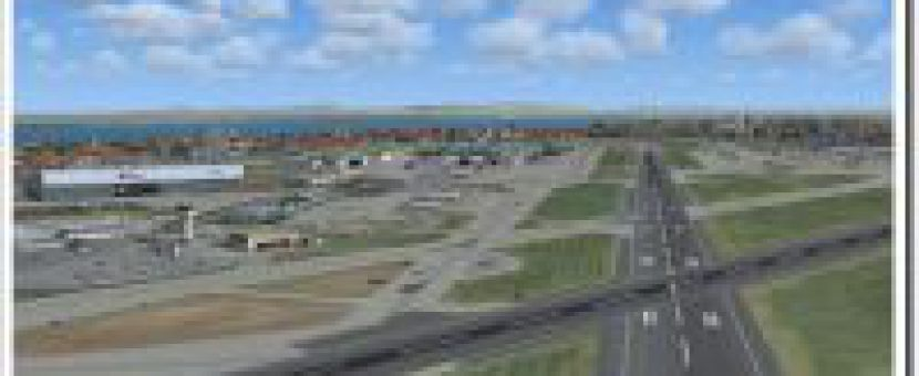 Mega Airport Lisbon X Released by Aerosoft