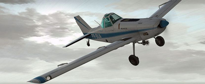 Alabeo's Piper PA-36 Pawnee Brave 375: A Review