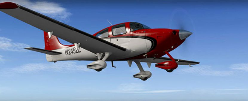 SR22 GTSX HD Series for X-Plane Released by Carenado