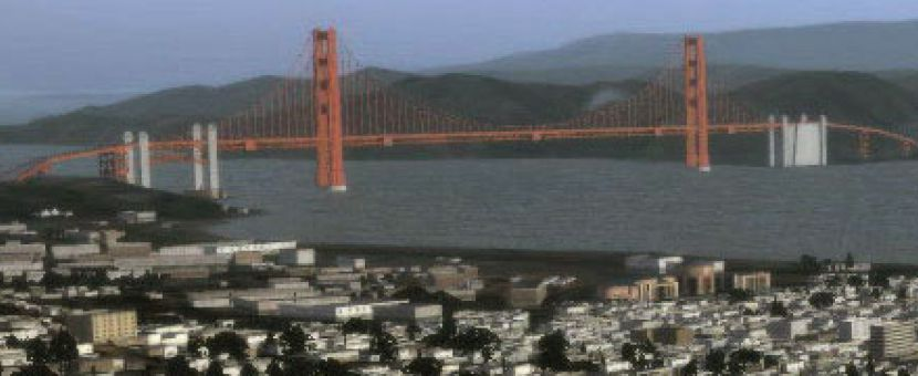 California: San Francisco Bay Photoreal Scenery Released for FSX/P3D by Vero-FS