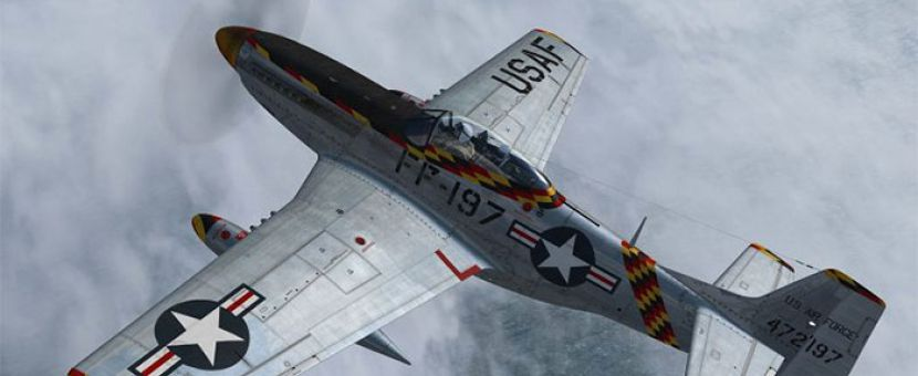 Warbirdsim Mustang Tales: Post WWII and Navy Service Review