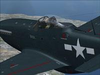 "FJ-1D Seahorse ""What-if"" 102640"