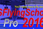 FSFlyingSchool Pro 2016 Released