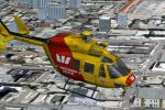 Nemeth MBB/Kawasaki BK-117 Helicopter Released for FSX