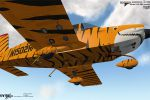 vFlyteAir's Grumman Tiger Add-On for X-Plane Updated to v4.1