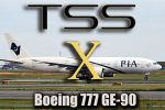 Introducing TSS Boeing 777 General Electric GE-90 Sound Pack