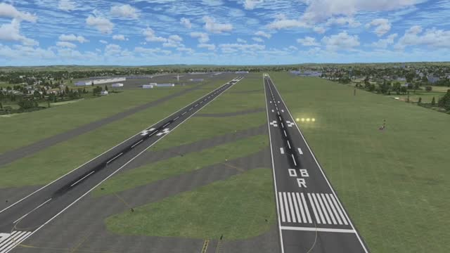 Airport Ground Texture Upgrade for FSX