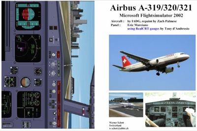 Manual/Checklist Airbus A319/320/321