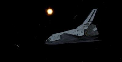 Animated Space Shuttle Space Shuttle Atlantis For Fsx