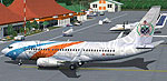 Samoan Government Boeing BBJ for FSX