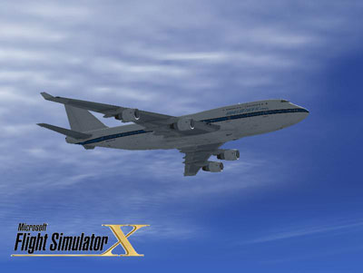 FSX American Pacific Airways Boeing 747-400