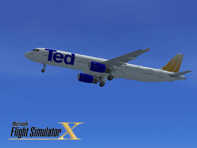 Ted Airbus A321