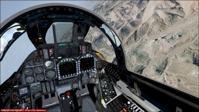 F 14 Tomcat Cockpit F-14 Tomcat cockpit