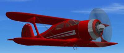 Beechcraft G-17S Staggerwing
