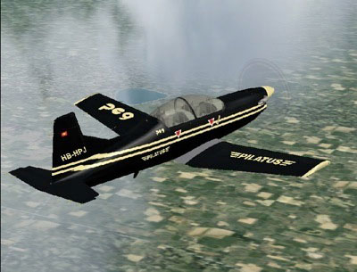 Pilatus PC-9 for FS2002