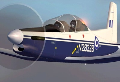 Hellenic Air Force T-6A