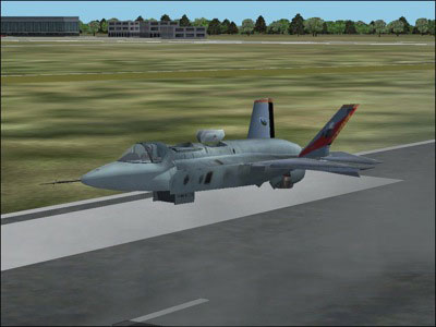 X-35 for FS2004