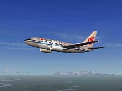 Air China Boeing 737-600