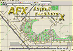 Airport Facilitator X 1.07 Released for FSX