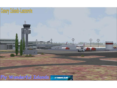 Canary Island Scenery for Flight Simulator X
