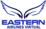 Eastern Airlines Virtual logo