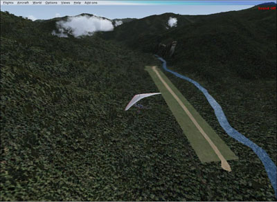 Idaho Backcountry Scenery in FSX
