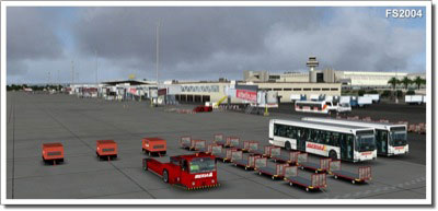 Mallorca Scenery for FSX and FS2004