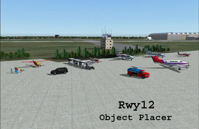 Rwy12 Object Placer